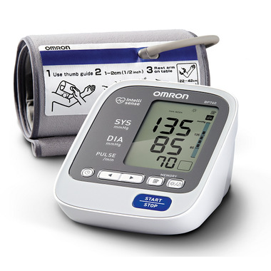 omron blood pressure monitor canada
