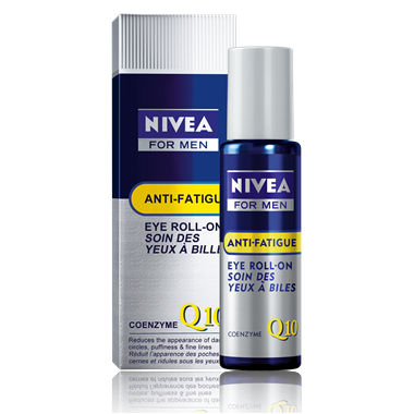 buy nivea men q10 anti fatigue eye roll on at free shipping 35 in canada. Black Bedroom Furniture Sets. Home Design Ideas