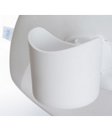 Clek Drink-Thingy Cup Holder for Foonf & Fllo White