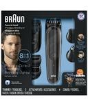 Braun 8-in-1 Multi Grooming Kit