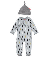 Skip Hop Star Struck Footie & Hat Set Lightning