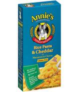 Annie's Homegrown Gluten-Free Rice Pasta & Cheddar