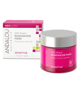 ANDALOU naturals 1000 Roses Rosewater Mask Sensitive
