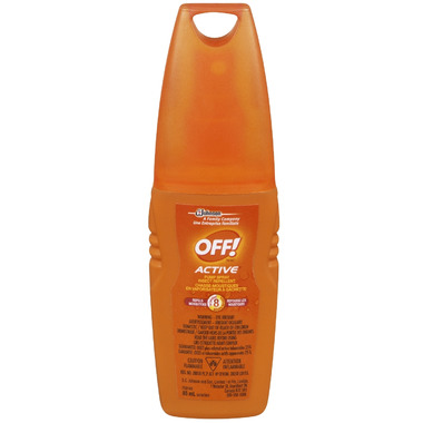 OFF! Active Pump Spray Insect Repellent