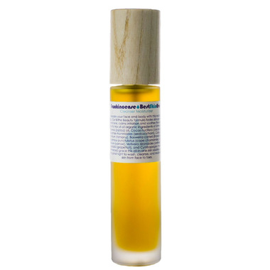 Living Libations Best Skin Ever Frankincense Face and Body Oil Cleanser