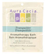 Aura Cacia Aromatherapy Tranquility Bath Soak