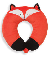Manhattan Toy Travel + Comfort Neck Fox Pillow