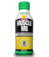 Muscle MLK Banana Protein Drink