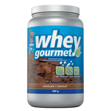 Whey Gourmet Protein Supplement