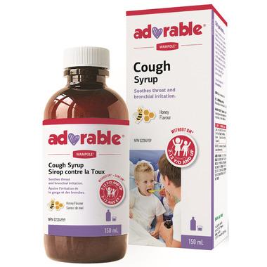 Wampole Adorable Cough Syrup