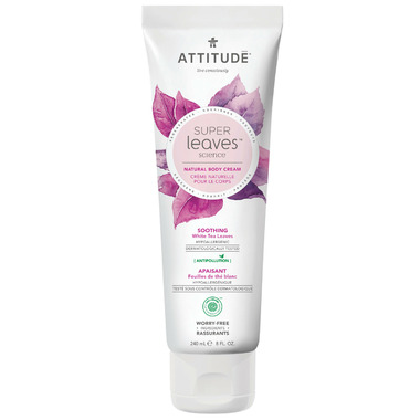 ATTITUDE Super Leaves Natural Body Cream Soothing