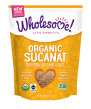 Wholesome Sweeteners Fair Trade Organic Sucanat