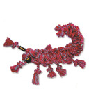Mammoth Medium 10 Inch Scorpion Rope Dog Toy