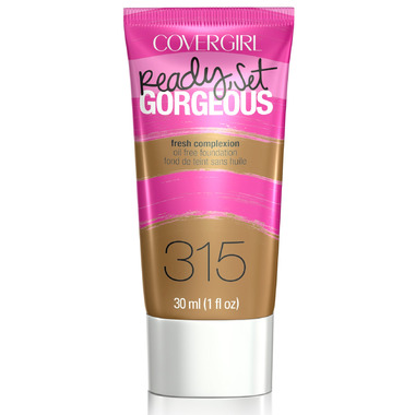 CoverGirl Ready, Set Gorgeous Liquid Makeup 315