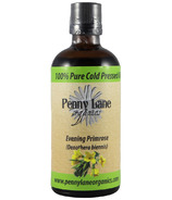 Penny Lane Organics Cold Pressed Evening Primrose Oil