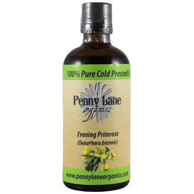 Penny Lane Organics Cold Pressed Evening Primrose Oil