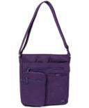 Lug Monorail Convertible Crossbody Bag Concord Purple