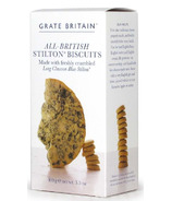 Grate Britain British Stilton Biscuits
