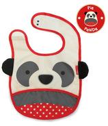 Skip Hop Zoo Bibs Tuck-Away Bib Panda