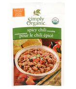 Simply Organic Spicy Chilli Mix