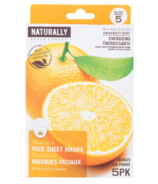 Naturally Upper Canada Vitamin C Face Mask