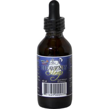 Natural Calm Heavenly Sleep Liquid Melatonin