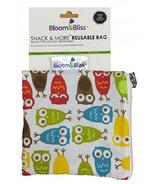 Bloom & Bliss Snack Bag & More Reusable Bag Hoot!