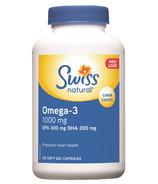 Swiss Natural Omega 3 1000 mg