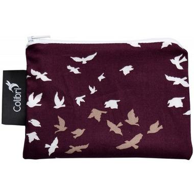 Colibri Reusable Snack Bag Small in Flock