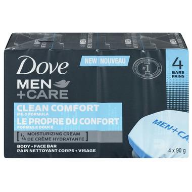 Dove Men +Care Clean Comfort Bar