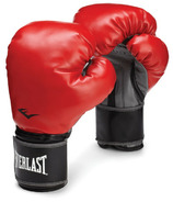 Everlast Classic Red Training Boxing Gloves