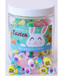 papabubble Handcrafted Easter Mix Jar