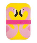 Sunnylife Eco Lunch Box Flamingo