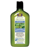 Avalon Organics Peppermint Strengthening Shampoo