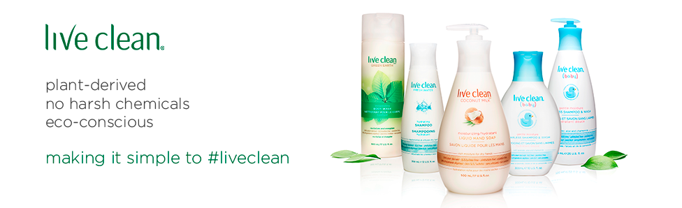 Buy Live Clean at Well.ca