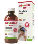 Wampole Adorable Calcium Liquid