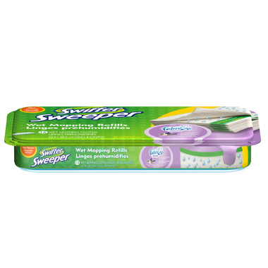 Swiffer Sweeper Wet Mopping Cloth Refills - Lavender Vanilla