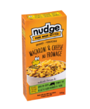 Nudge Elbows and Orange Cheddar Mac & Cheese