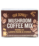 Four Sigmatic Mushroom Coffee Mix with Lion's Mane And Chaga