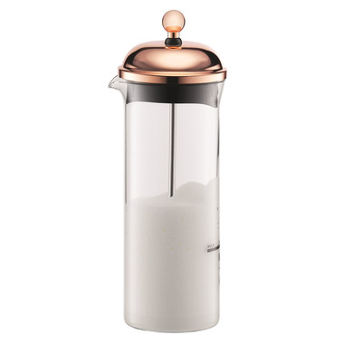 Bodum CHAMBORD Milk Frother Copper