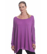 Gaiam Nirvana Tunic Striking Purple Heather