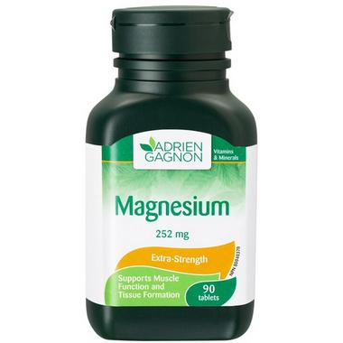 Adrien Gagnon Magnesium 252 mg