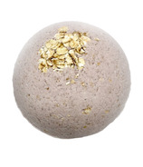 Buck Naked Soap Company Brazilian Purple Clay & Oatmeal Bath Bomb