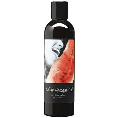 Earthly Body Edible Massage Oil