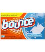 Bounce Fresh Linen Dryer Sheets
