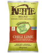 Kettle Avocado Oil Chili Lime Potato Chips