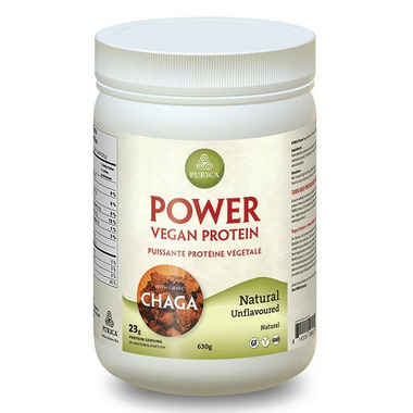 Purica Power Vegan Protein Natural
