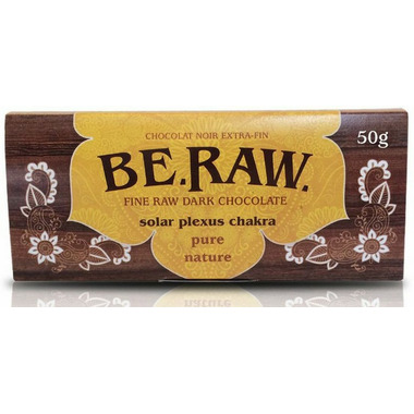 EcoIdeas Be Raw Pure Chocolate Bar