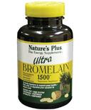Nature's Plus Ultra Bromelain 1500