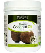 Progressive Organics Coconut Oil Unflavoured